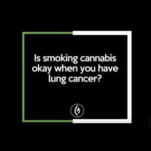 Cannabis and Lung Cancer: Mara Gordon / Green Flower Cannabis Beginners Health Series
