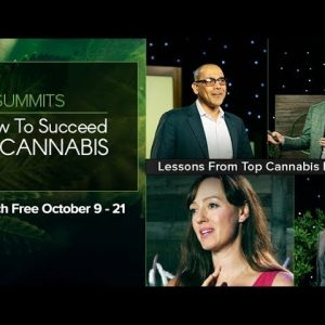 How to Succeed in the Cannabis Industry / Lessons from Leaders/ Expert Summit / Green Flower