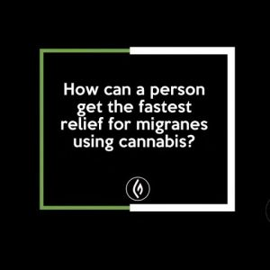 Using Cannabis to Treat Migraines: Jessica Peters / Green Flower Cannabis Health Series