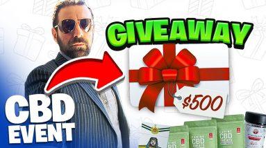 420 live cbd club | CBD Headquarters | Wilfred Live Giveaway