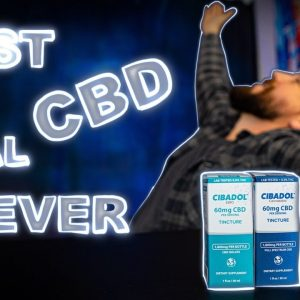 Best CBD Deal EVER: Cibadol lab tests and review