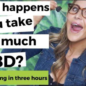 Can I Overdose on CBD? 🌱