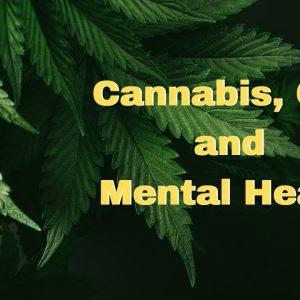 Cannabidiol CBD and Mental Health