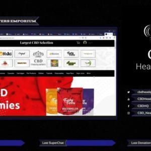 Popular CBD Near Me, CBD Headquarters Emporium Stream, Natural CBD, Best products | CBD Headquarters