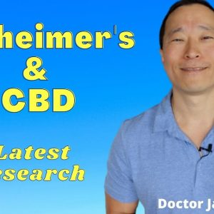 Alzheimer's, CBD, Endocannabinoid System. Latest Exciting Research! Doctor Jack Episode 36