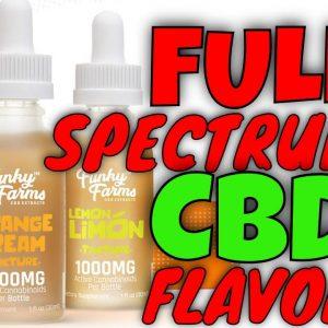 Full Spectrum CBD Oil | CBD Headquarters