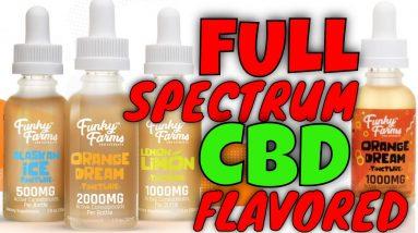 Full Spectrum CBD Oil   CBD Headquarters