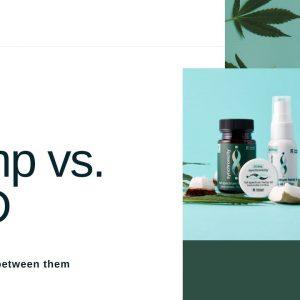 Hemp Oil vs. CBD Oil: What's the difference?