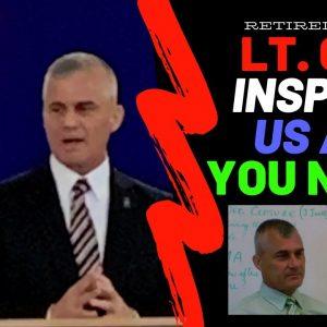 Inspired By Lt Colonel, John GAC Member | CBD Headquarters