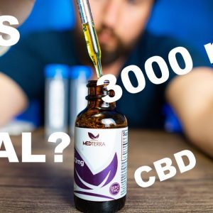 Is Medterra CBD 3000mg REAL? See the new LAB TESTS and CBD review.