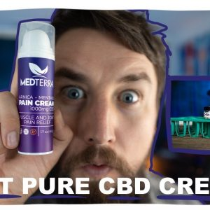 Is Medterra Pain Cream REAL? See the LAB TESTS and CBD review.