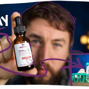Is Medterra Ultra Broad Spectrum REAL? See the LAB TESTS and CBD review.
