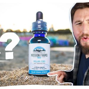 Is Mission Farms CBD Real? I sent it to a lab. Plus review.