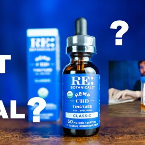 Is RE Botanicals REAL? See the new LAB TESTS and CBD review.