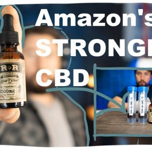 Is R+R Medicinals CBD REAL? See the LAB TESTS and CBD review. 2500 mg.