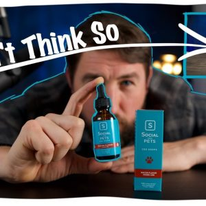 Is Social Pets CBD Drops REAL? See the LAB TESTS and CBD review.