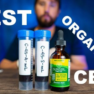 Is Sunsoil CBD Oil REAL? See the new LAB TESTS and CBD review.