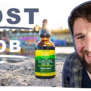 Is Sunsoil CBD Real? I sent it to a lab. Sunsoil CBD review.