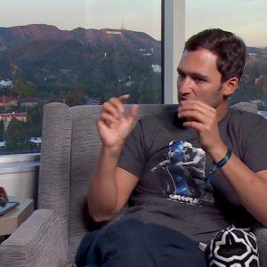 Jason Silva Talks Cannabis, Consciousness & Carl Sagan: Green Flower Interview
