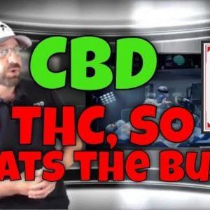 NO THC So |'ll pass marijuana test? | CBD Headquarters