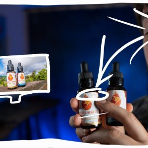 Overcome review. LAB TESTS and CBD review. (formerly Nature's Hemp Oil).