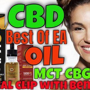 CBD Oil Tinctures Visual Clip, CBD vs CBG, MCT, Full Spec and Broad Spectrum | CBD Headquarters