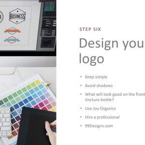 10 Steps to Start a CBD Business (6/10): Design Your Logo