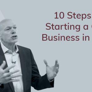 10 Steps to Starting a CBD Business | CBD Entrepreneur