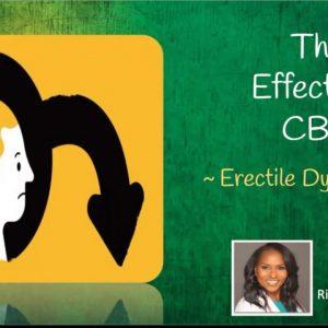 CBD and Erectile Dysfunction