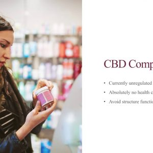 Educational Series (11 of 31): CBD Compliance - What Can I Say?