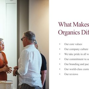 Educational Series (3 of 31): What Makes Joy Organics Different?
