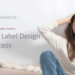 Joy Organics Label Design Process - For Your CBD Brand