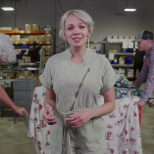 """Our First Commercial - """"Secret"""""""