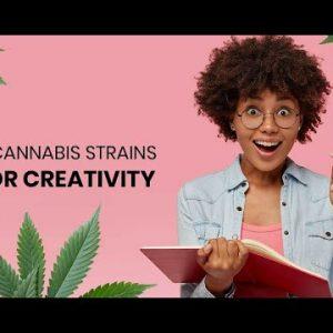 Best Cannabis Strains For Creativity
