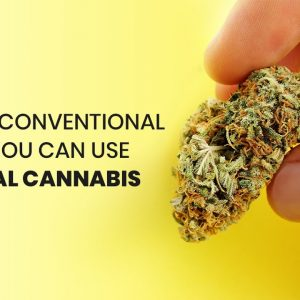 Different Ways You Can Use Medical Cannabis
