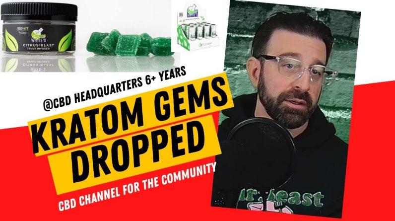 Kratom Gems best gummies reveal | CBD Headquarters