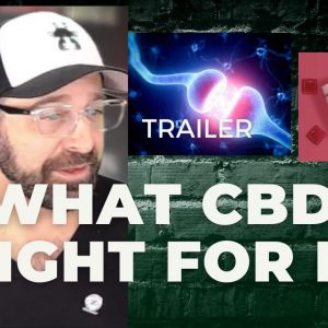 what cbd is right for me | CBD Headquarters trailer