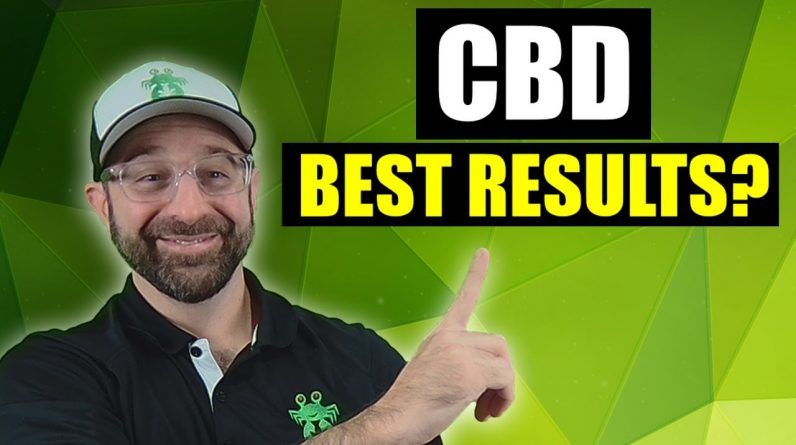 cbd oil first time user tips | CBD Headquarters