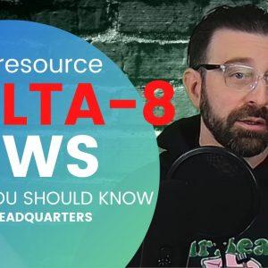 delta-8 in the news | FDA update cbdnews | CBD Headquarters