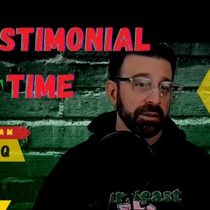 Testimonial Time | CBD Headquarters